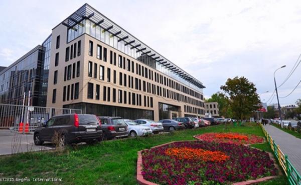 Uffici di classe B+ pronti per l'uso, zona Aviamotornaya