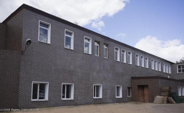 Edificio a destinazione logistico-produttiva in zona industriale nel sud-est di Mosca