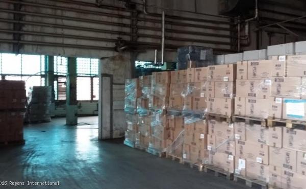 Complesso logistico-produttivo a pochi minuti dal centro di Smolensk