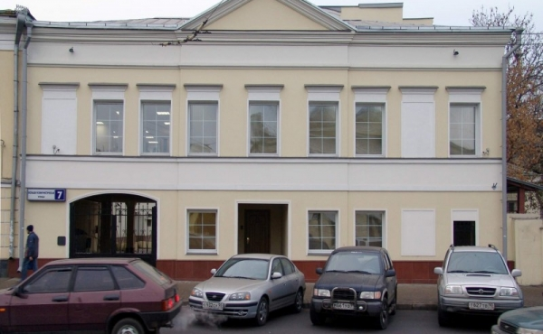 Palazzetto storico di 2428 mq in affitto zona Taganskaya