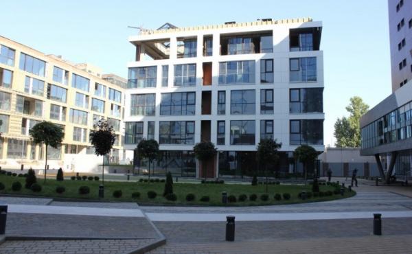 Loft in vendita in nuovo complesso in zona Baumanskaya