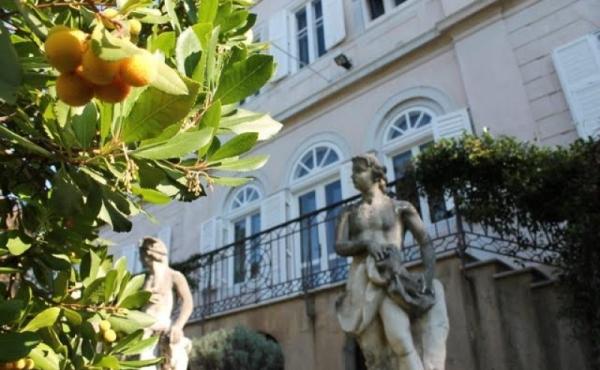 Villa storica di pregio a due passi dal centro storico di Trieste