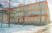 Edificio di 1279 mq in affitto in zona Vasileostrovskaya