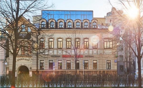 Uffici in vendita in elegante palazzetto restaurato in Tsvetnoy Bul'var