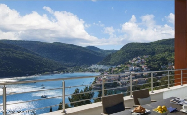 Premium residences close to the wonderful beaches of Rabac