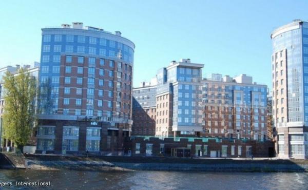 Trilocale in affitto nel complesso Premier Palace