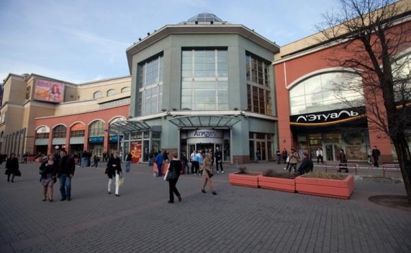 Centro commerciale Atrium, spazi commerciali in affitto