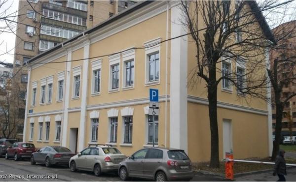Palazzetto di 1000 mq per ristorazione in zona Polyanka