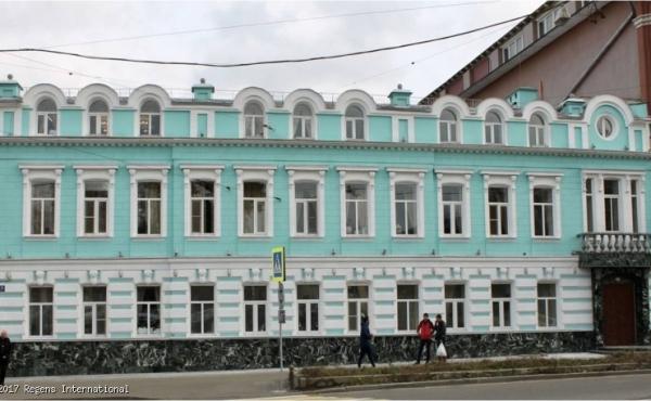 Palazzetto indipendente in affitto/vendita zona Baumanskaya