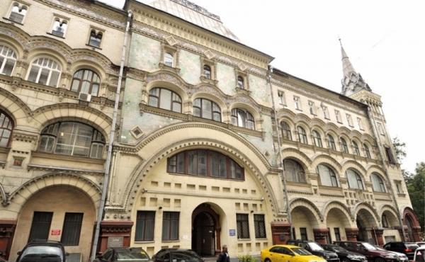 Spazi per ufficio o showroom in vendita in complesso storico in Tverskaya