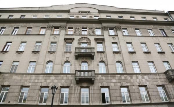 Ottimo trilocale in palazzo storico a due passi da Kitay-Gorod