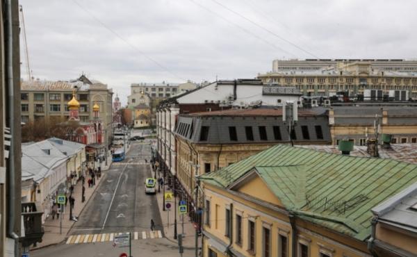 Splendido appartamento in contesto prestigioso a due passi da Kitay-Gorod