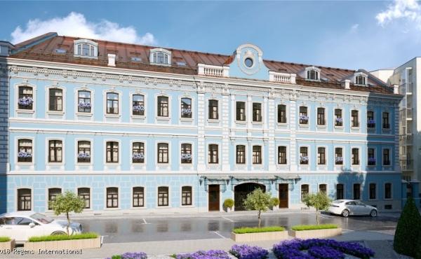 Appartamenti di lusso in complesso storico finemente restaurato