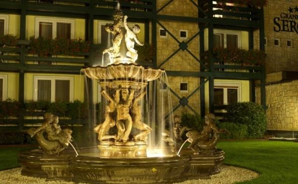 Boutique hotel in vendita in rinomato centro termale in Slovacchia
