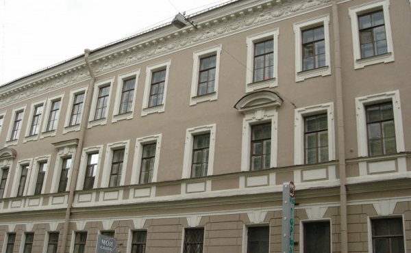 3-room apartment for sale in the heart of St.Petersburg