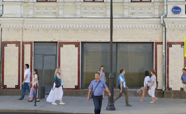 Retail premises for rent near Kitay-Gorod