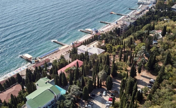 Seaside resort for sale in Crimea