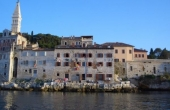 Seaside apartments for sale in Rovinj
