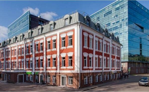 Ufficio di 152 m2 in vendita in palazzetto ristrutturato zona Paveletskaya