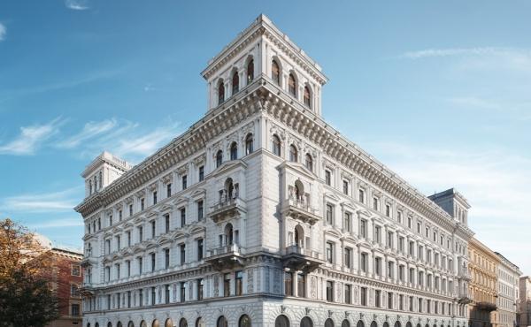 Роскошные резиденции в прекрасном историческом доме в центре Вены