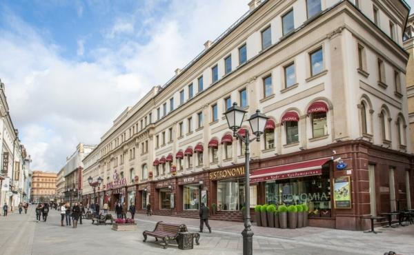 Uffici di piccolo taglio in centro direzionale a due passi dalla Piazza Rossa