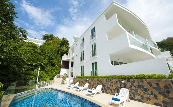 Апартаменты на продажу в комплексе Kata Ocean View Residences на Пхукете