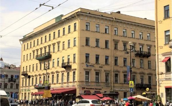 Immobile in vendita a reddito su Nevsky Prospekt