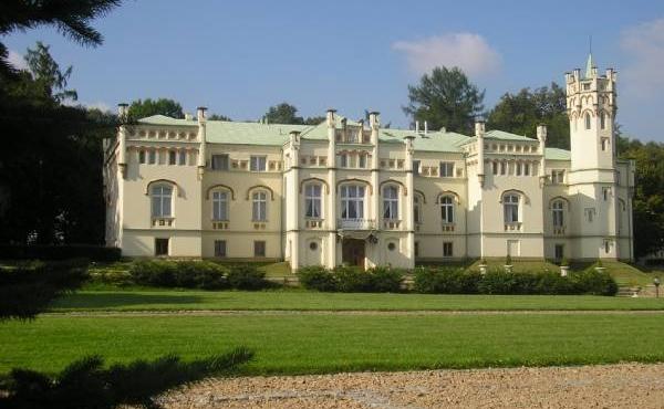 Boutique hotel in palazzo storico a 30 minuti da Cracovia