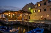 Complesso storico restaurato affacciato sulla baia di Cattaro