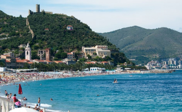 Beach establishment for sale on the Ligurian Riviera
