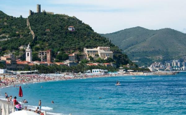 Beach establishment for sale on the Ligurian Riviera