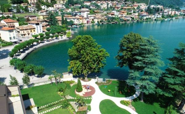 Residenze di pregio sul Lago di Lugano