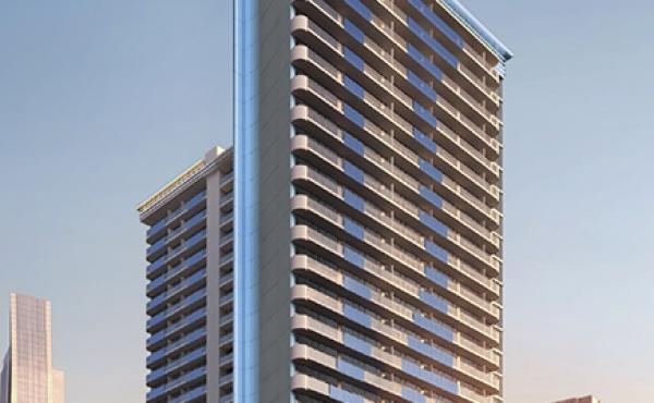 Appartamenti a reddito nella Merano Tower in Business Bay