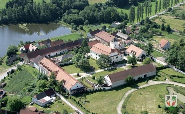 Tenuta storica con castello del XVI secolo in Repubblica Ceca