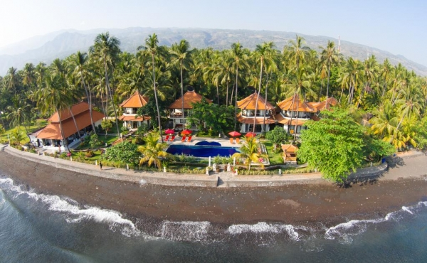Beach resort for sale in the North of Bali