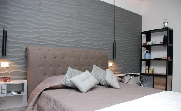 Квартира с дизайнерским ремонтом на продажу в центре г.Кальяри