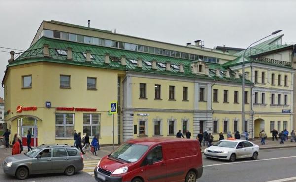 Uffici di classe B+ in vendita zona Mendeleevskaya