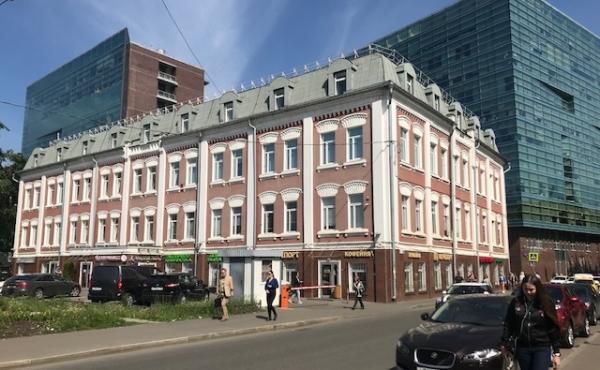 Ufficio in vendita in palazzetto ristrutturato zona Paveletskaya
