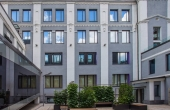 Class-A office building for sale in the center of Moscow