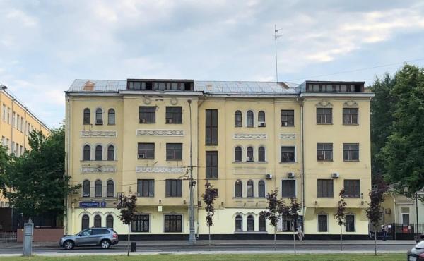 Terratetto in vendita presso stazione Belorusskaya a Mosca