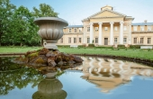 Historic estate for sale 1 hour drive from Riga