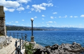 Beachfront mini-hotel for sale on the Opatija Riviera
