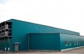 Spazio di 1168 m2 per produzione (anche alimentare) a Lobnya