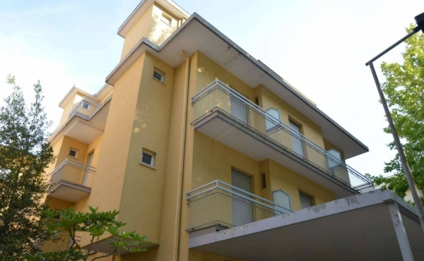 Small hotel for sale in Rimini near the beach