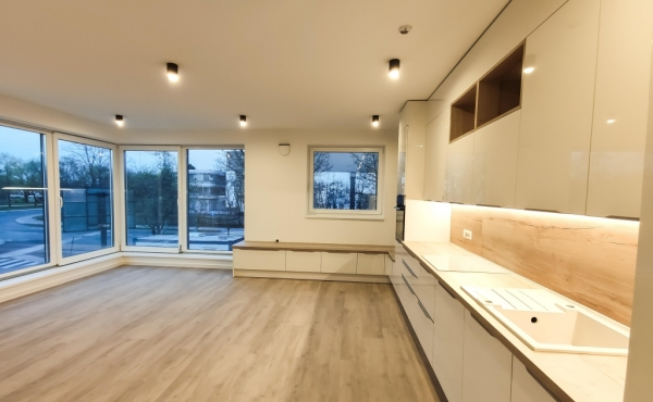 Apartments for sale in new building in Ljubljana