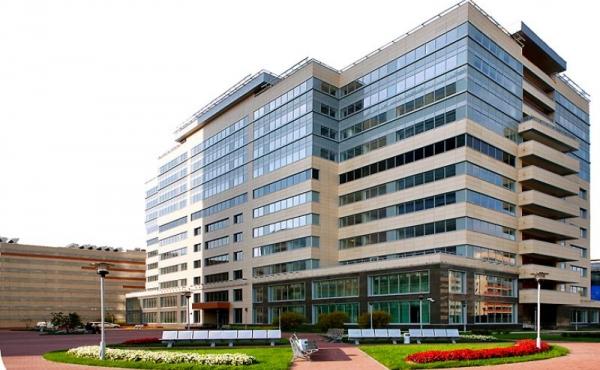 Class B+ office premises for rent near metro Technopark