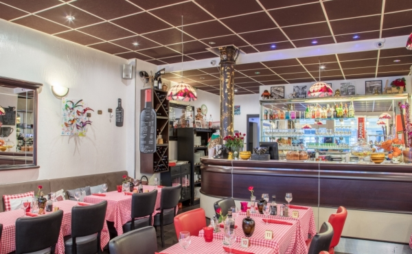 Leasehold restaurant for sale in Nice