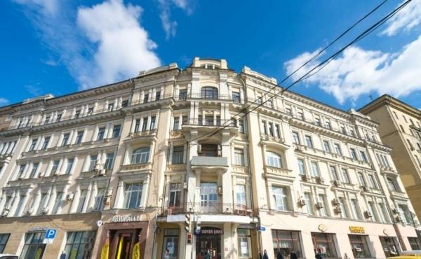 Stanze ad uso ufficio in affitto presso Paveletskaya