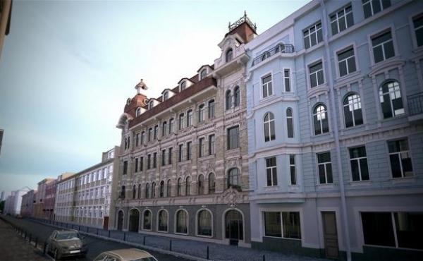 Spazio di 208 m2 in vendita in splendido palazzetto storico