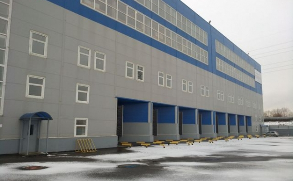 Warehouse for rent in the South-East of Moscow near MKAD